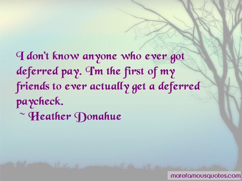 Heather Donahue Quotes Pictures 2