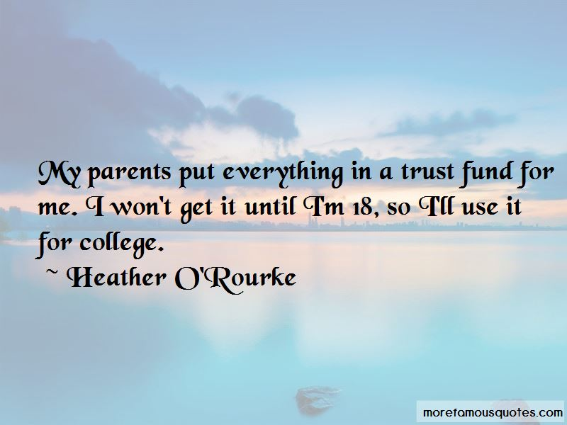 Heather O'Rourke Quotes Pictures 2