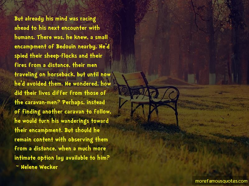Helene Wecker Quotes