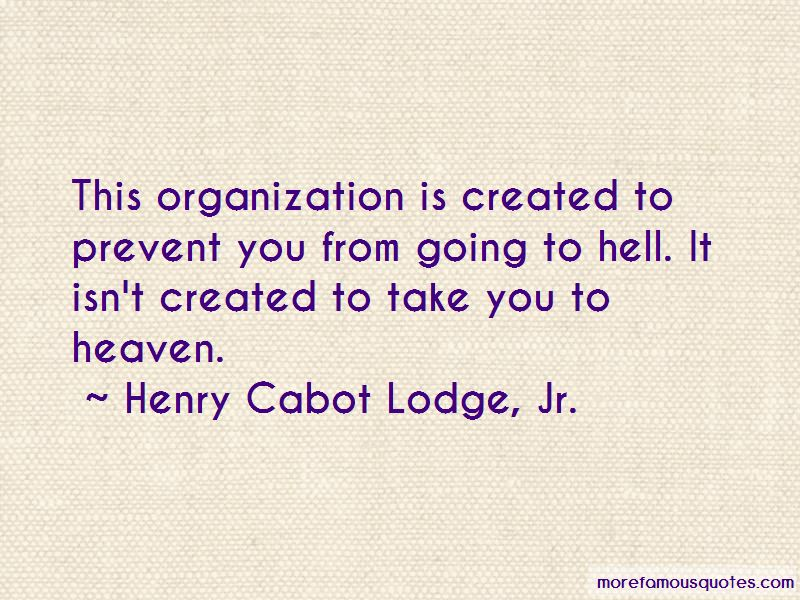Henry Cabot Lodge, Jr. Quotes Pictures 3