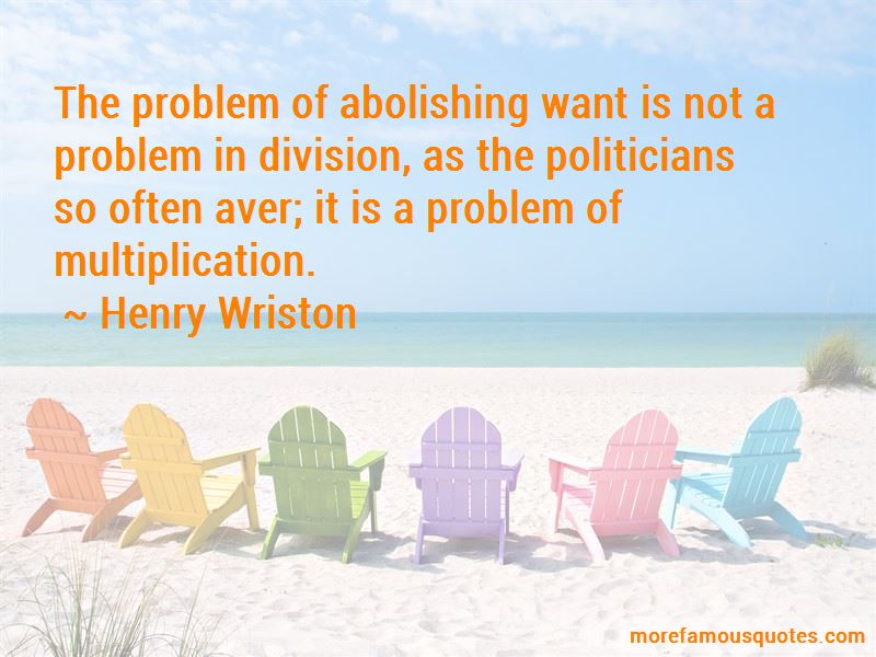 Henry Wriston Quotes Pictures 2