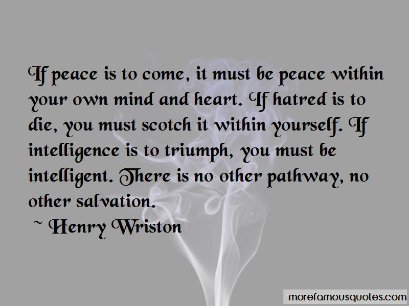 Henry Wriston Quotes Pictures 3