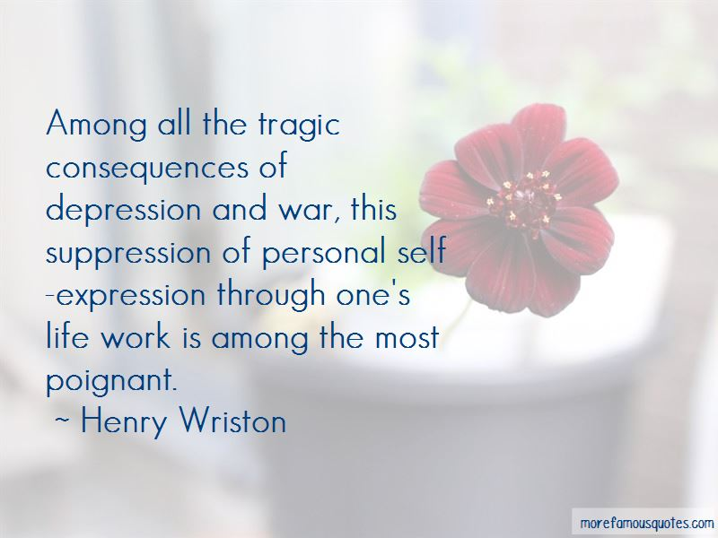 Henry Wriston Quotes Pictures 4