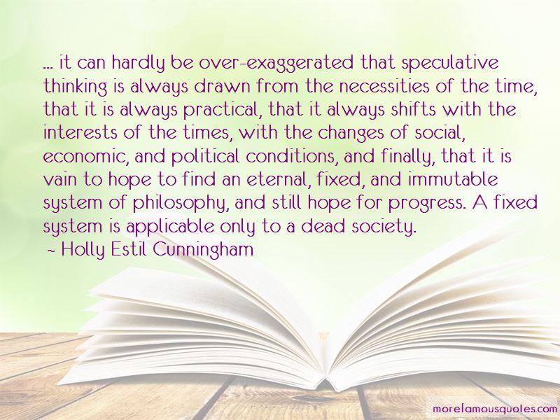 Holly Estil Cunningham Quotes