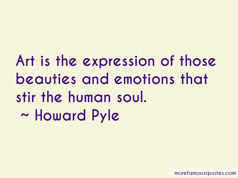 Howard Pyle Quotes Pictures 3