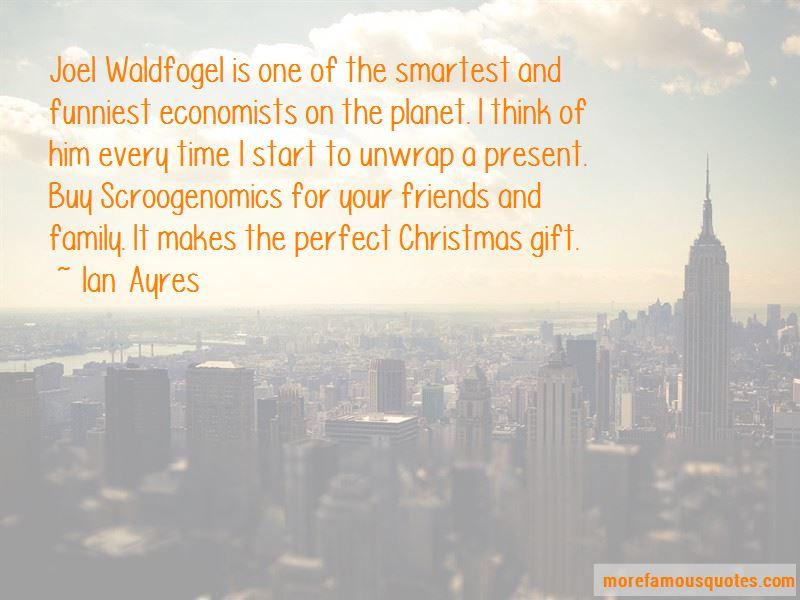 Ian Ayres Quotes