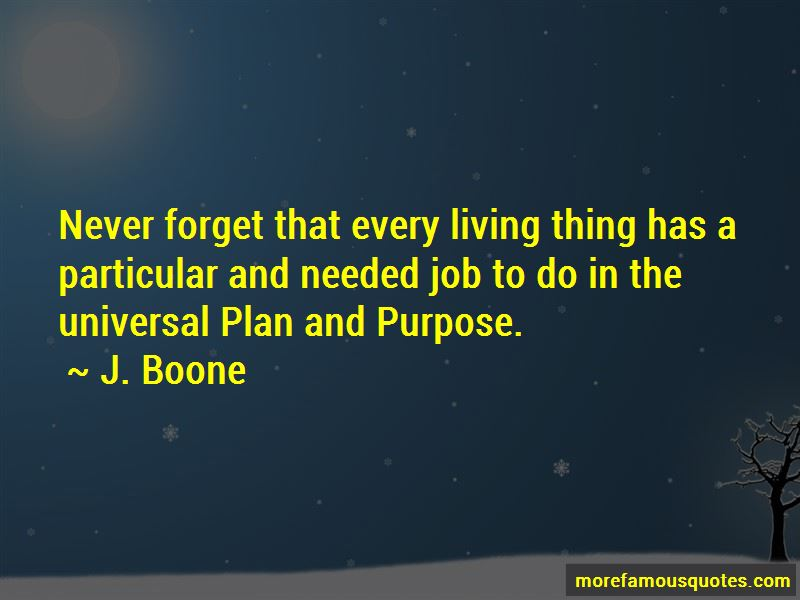 J. Boone Quotes Pictures 3