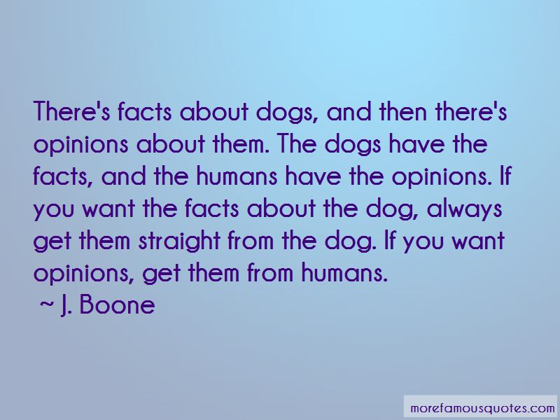 J. Boone Quotes Pictures 4