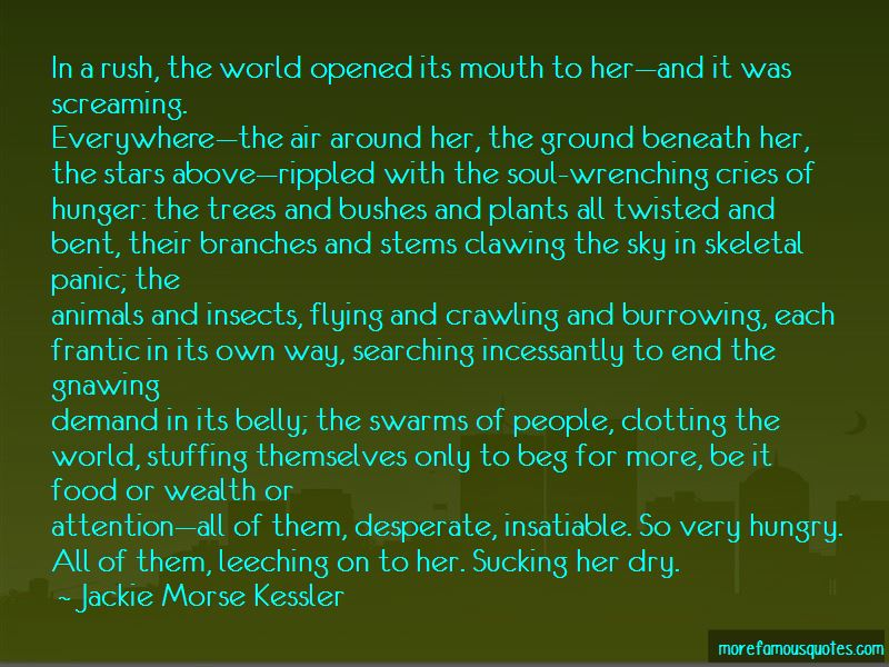 Jackie Morse Kessler Quotes Pictures 4