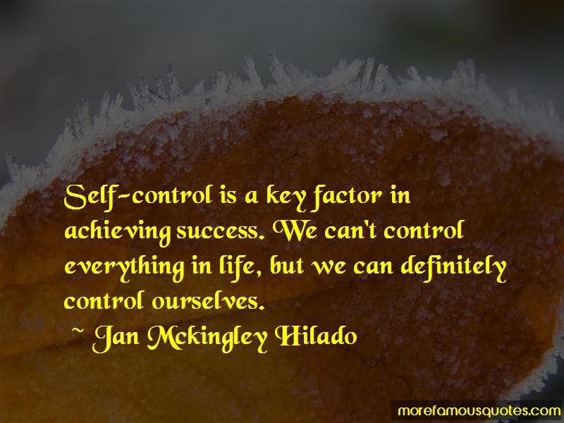 Jan Mckingley Hilado Quotes Pictures 2