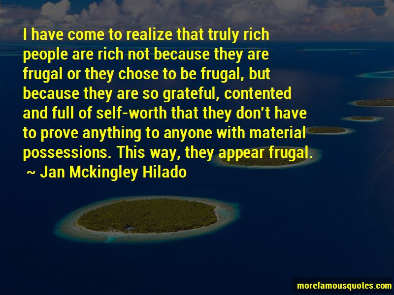 Jan Mckingley Hilado Quotes Pictures 4