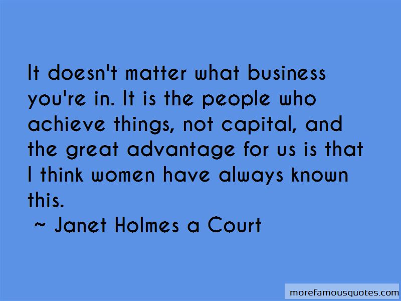 Janet Holmes A Court Quotes Pictures 3
