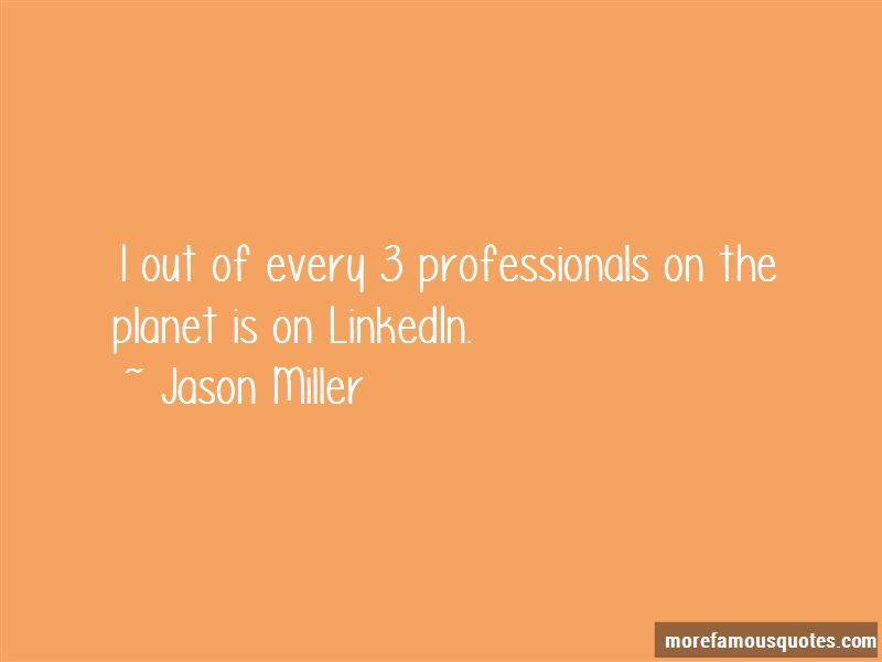 Jason Miller Quotes Pictures 2
