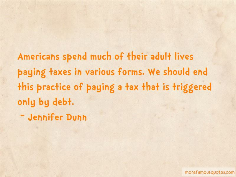Jennifer Dunn Quotes Pictures 4