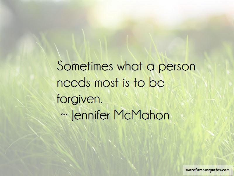 Jennifer McMahon Quotes Pictures 4