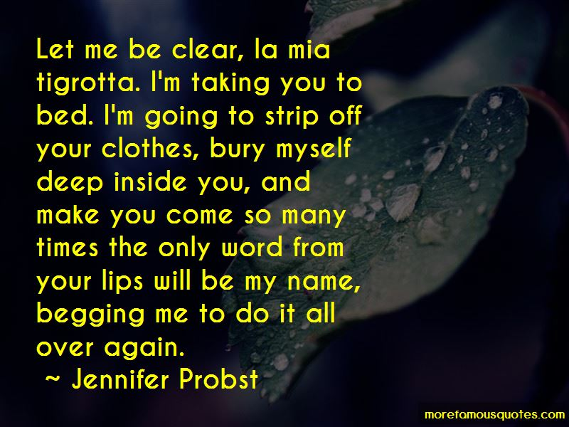 Jennifer Probst Quotes Pictures 3
