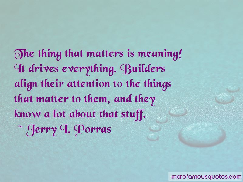 Jerry I. Porras Quotes Pictures 3