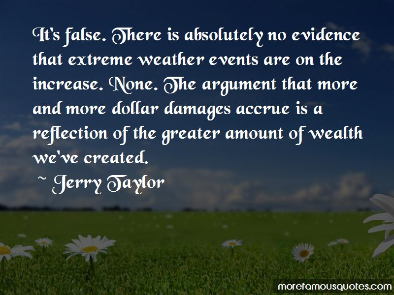 Jerry Taylor Quotes Pictures 2