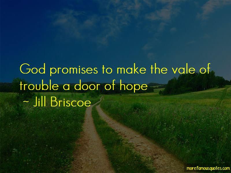 Jill Briscoe Quotes