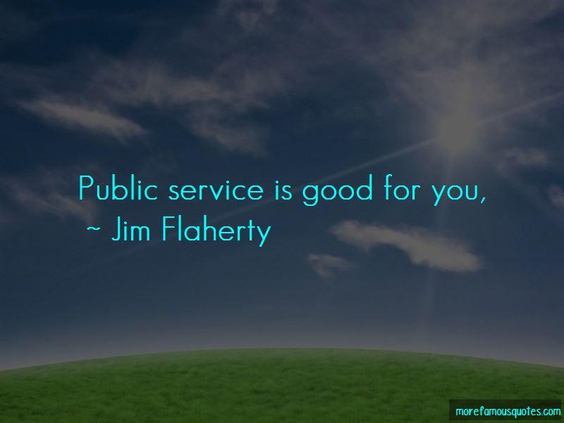 Jim Flaherty Quotes