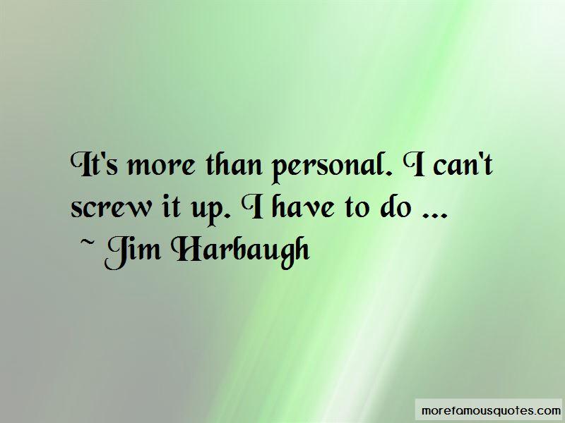 Jim Harbaugh Quotes Pictures 3