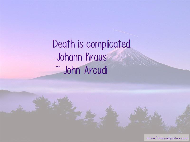 John Arcudi Quotes