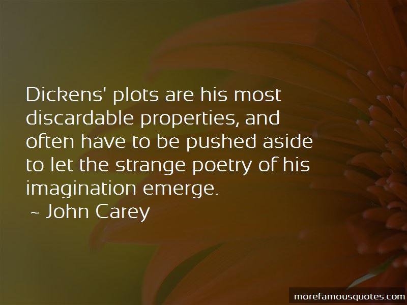 John Carey Quotes