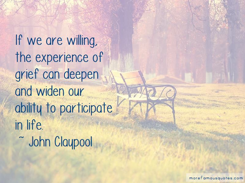 John Claypool Quotes