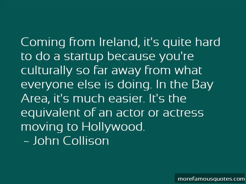 John Collison Quotes