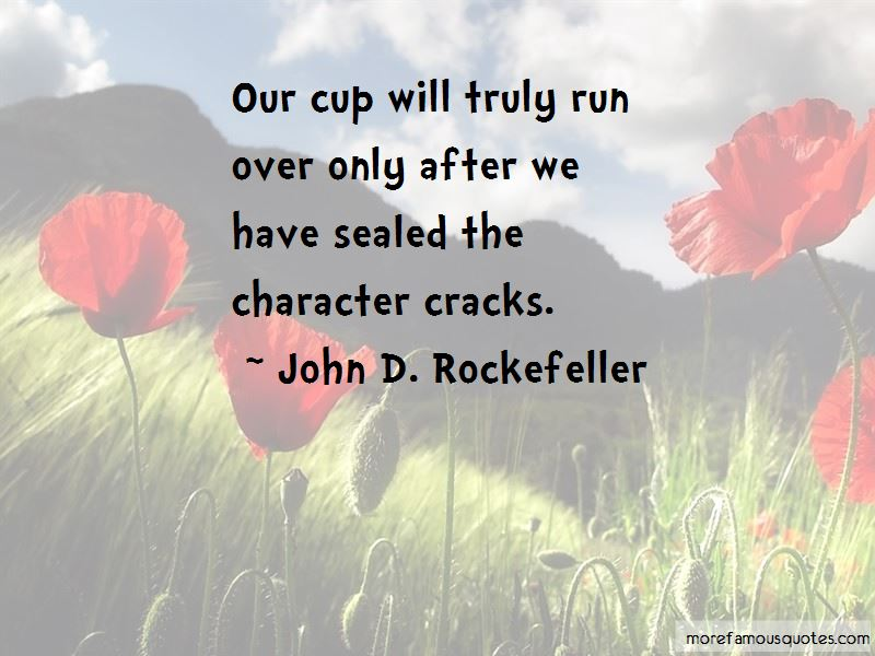 John D. Rockefeller Quotes Pictures 2