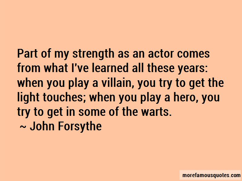 John Forsythe Quotes Pictures 3