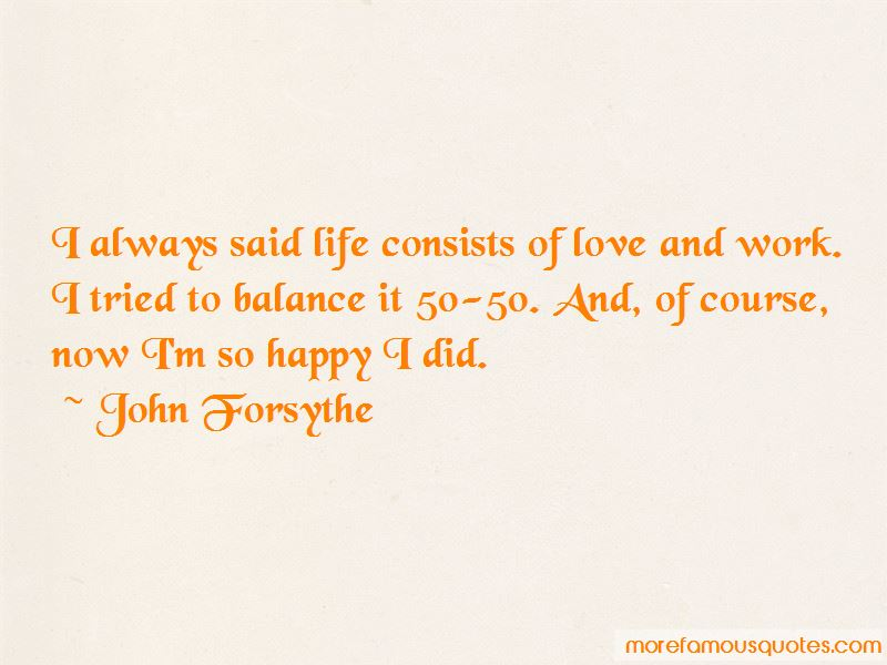 John Forsythe Quotes Pictures 4
