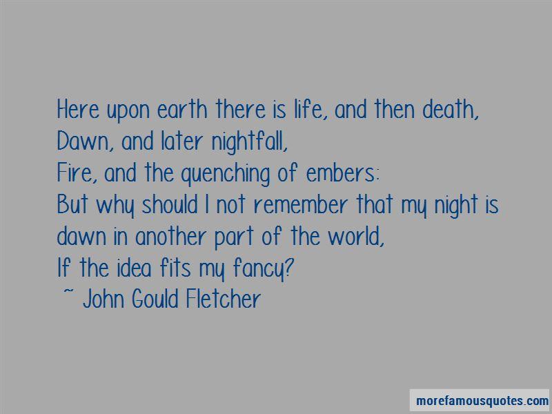 John Gould Fletcher Quotes Pictures 3