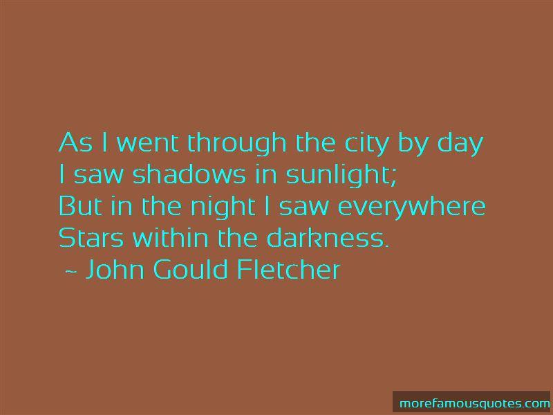 John Gould Fletcher Quotes Pictures 4