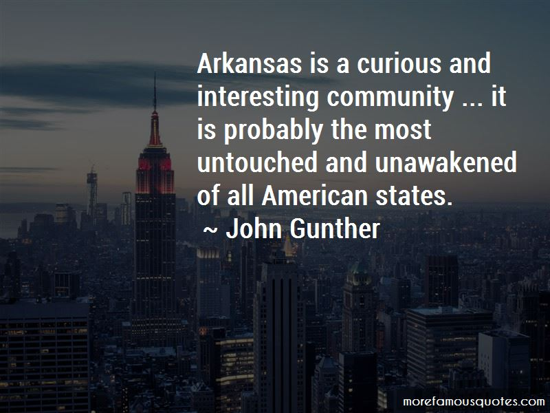 John Gunther Quotes Pictures 4