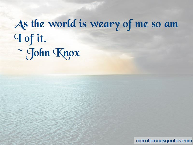 John Knox Quotes Pictures 2