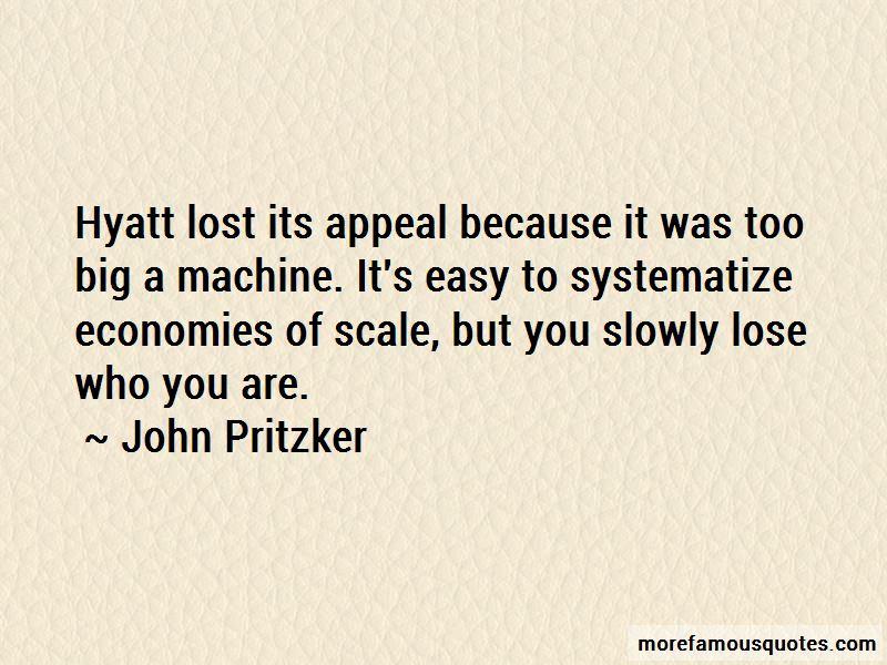 John Pritzker Quotes