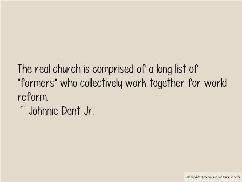 Johnnie Dent Jr. Quotes Pictures 4