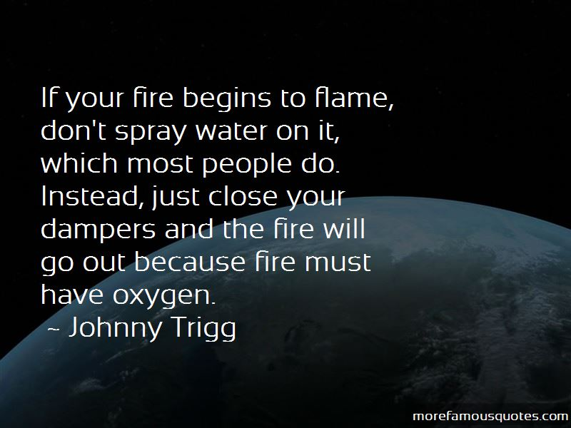 Johnny Trigg Quotes Pictures 2