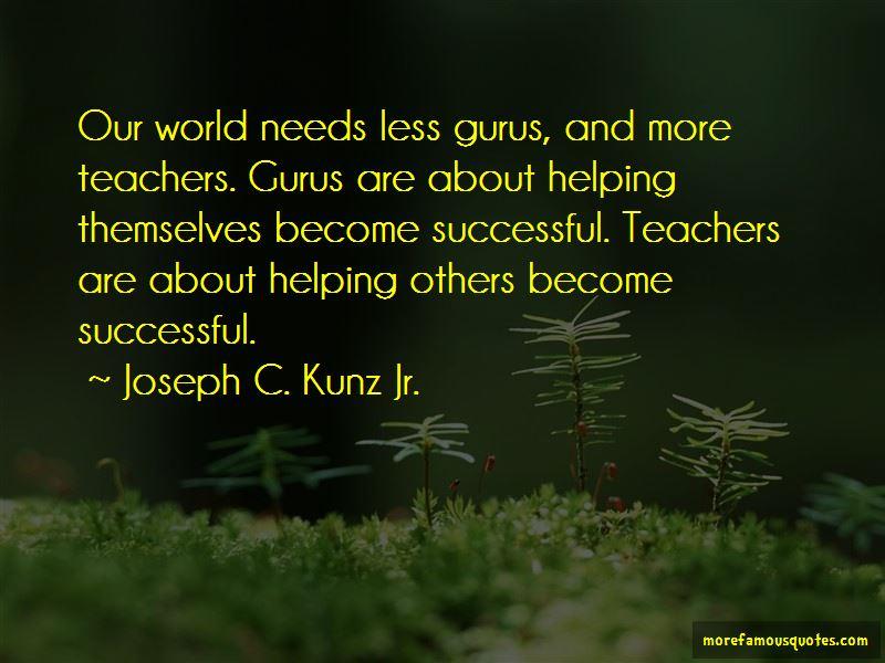 Joseph C. Kunz Jr. Quotes Pictures 4