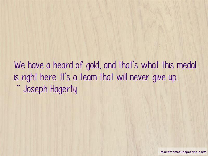 Joseph Hagerty Quotes