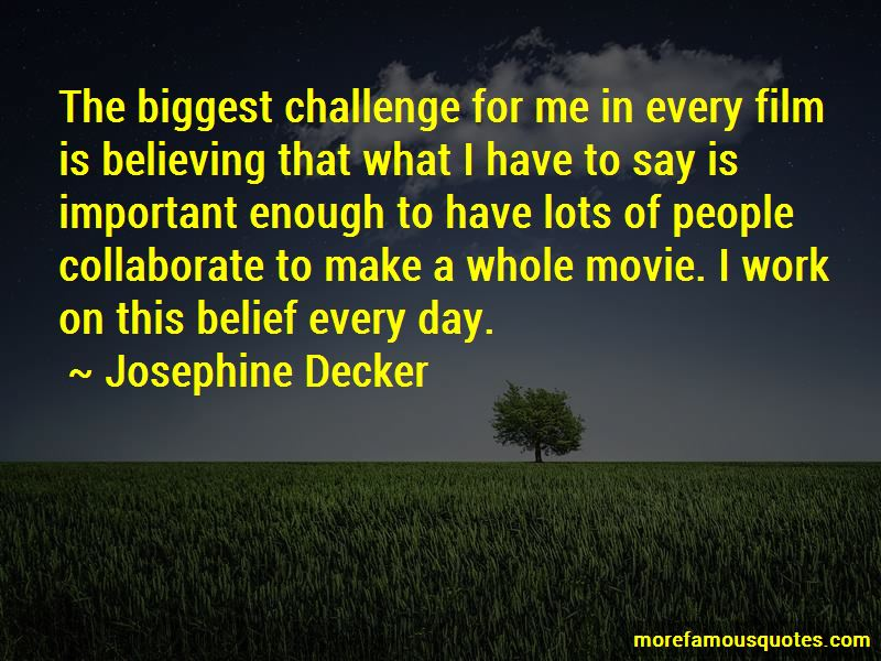 Josephine Decker Quotes Pictures 3