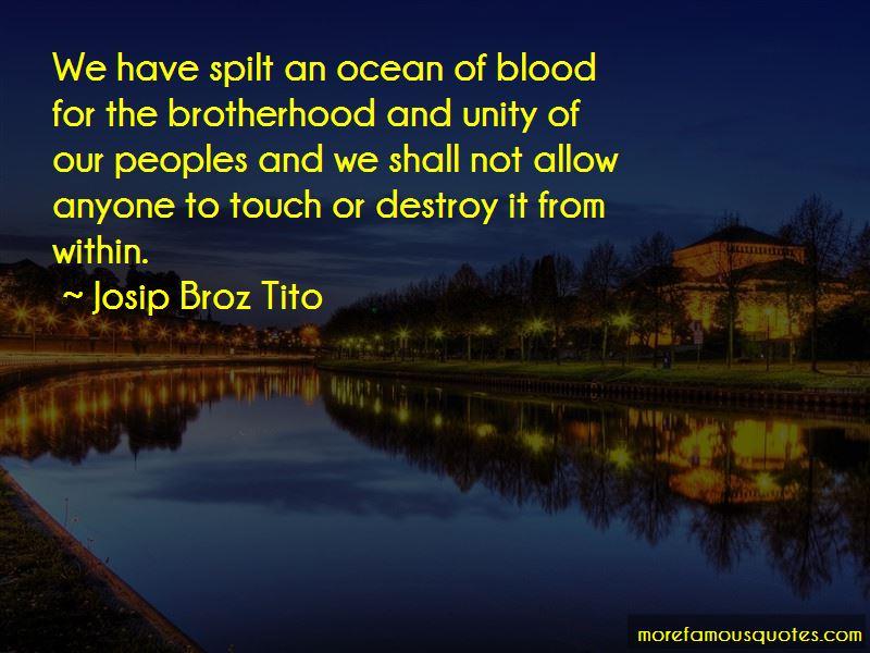 Josip Broz Tito Quotes Pictures 2