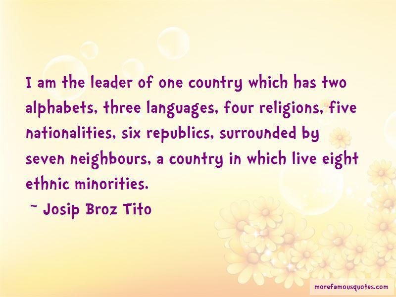 Josip Broz Tito Quotes Pictures 3