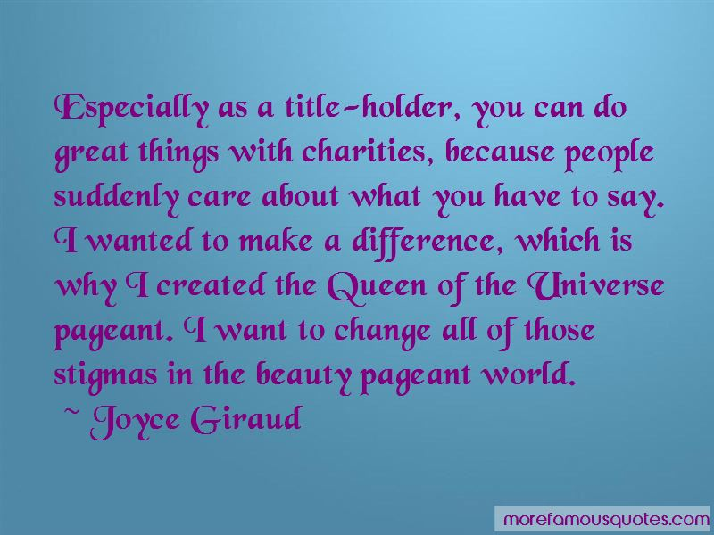 Joyce Giraud Quotes Pictures 4