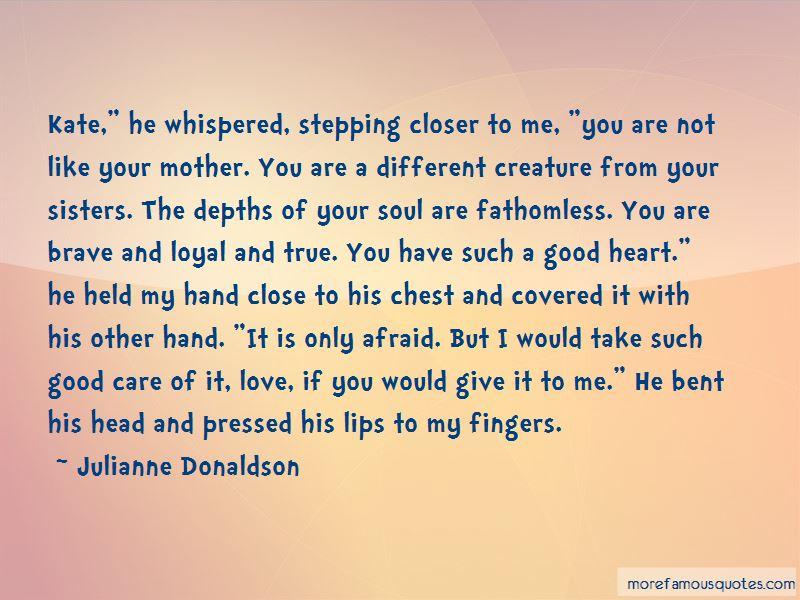 Julianne Donaldson Quotes Pictures 2