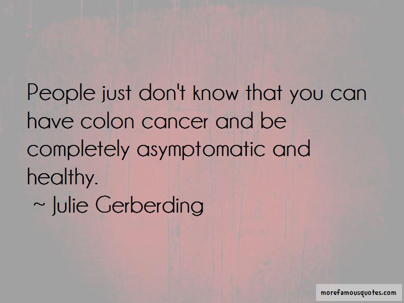 Julie Gerberding Quotes