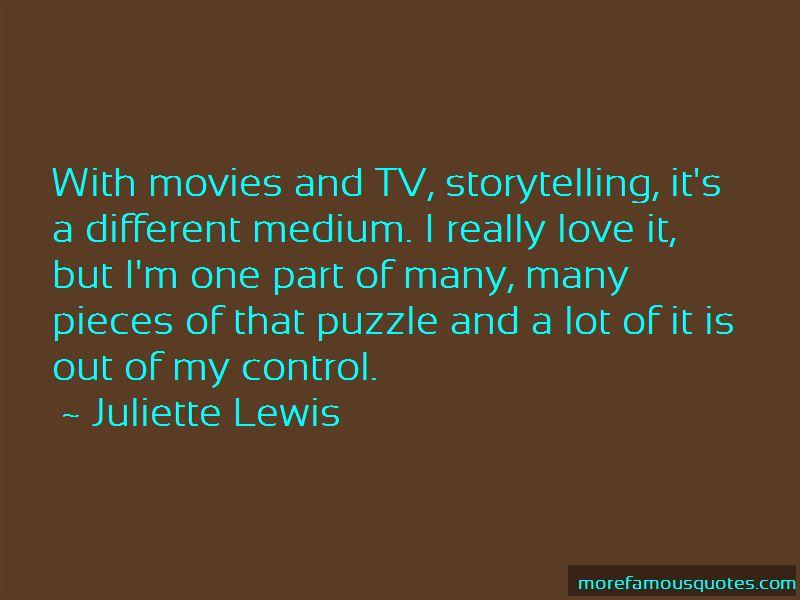 Juliette Lewis Quotes