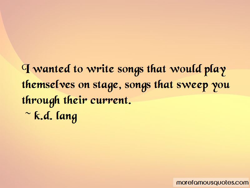 K.d. Lang Quotes Pictures 4