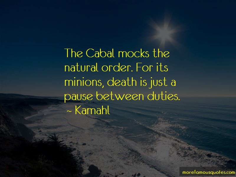 Kamahl Quotes Pictures 2